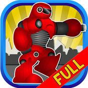 城市犯罪机器人运行 - 超级机器人历险FULL / City Crime R