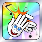 CLAP!mania , 拍手的节奏和音乐游戏的时间 - 攻 - 男孩和女孩!