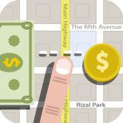 WherezMoney:财务,预算,费用跟踪和金钱地理定位
