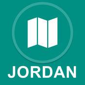 约旦 : 离线GPS导航