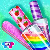 糖果美甲-甜蜜的时尚水疗游戏