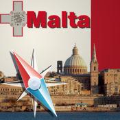 马耳他地图 8