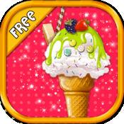 冰淇淋制造 - 炙热的煮食星儿童:免费玩游戏