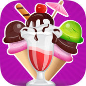 冰淇淋配对游戏:玩转双卡给女孩及童装