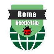 罗马旅游指南地铁意大利甲虫离线地图 Rome travel guide a