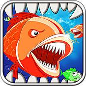 大鱼吃小鱼 单机游戏惊悚历险成长记非常适合女生学生一起玩哦