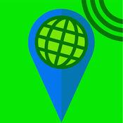 好友定位,GPS手机追踪器, 蓝色大海的传说 位置追踪APP - SpeakApp