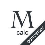 MClac-Currency Unit Conversion Calculator 汇率单位换算计算