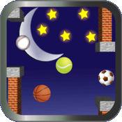 飞扬的球3D - 无尽的亚军球游戏