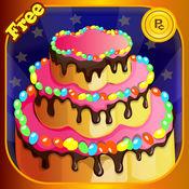 冰淇淋蛋糕制作 - 制作特别的爱和生日蛋糕