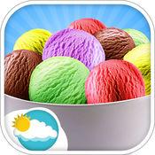 冰淇淋 - 免费烹饪游戏的孩子