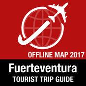Fuerteventura 旅游指南+离线地图
