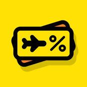 打折飞机票 — 为您与航空公司的交易节省 40% 2