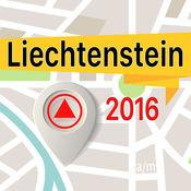 列支敦士登 离线地图导航和指南 1