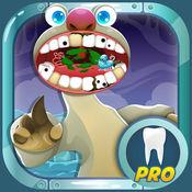 Ice Pets Dentist Mania. 牙科游戏 小牙医 动物医生游戏 牙医热 牙医诊所躁狂症 冰川时代 Pro