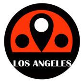 洛杉矶旅游指南地铁路线美国离线地图 BeetleTrip Los Ange