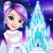 房子装修的公主 – 冬季城堡游戏与娃娃为孩子们的
