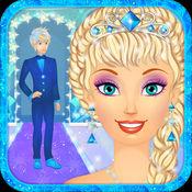 冰雪公主婚礼沙龙