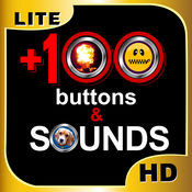100s of Buttons & Sounds - 音效 5.5