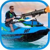 007水上电单车骑...