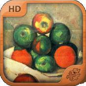 塞尚拼图。经典艺术系列 Cezanne Jigsaw Puzzles. Classic ART series