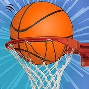 篮球轻弹孩子 - 篮球为孩子的难题