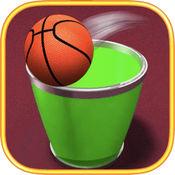 扔纸团篮球版:我的FC电玩城投篮游戏世界