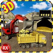 淘金模拟器 - 卡车和挖掘机 1.1