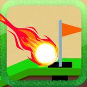 迷你高尔夫游戏 - 一杆进洞 1