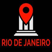 里约热内卢旅游指南 - 离线地图