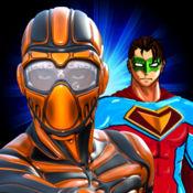 超级英雄时尚装扮 - 免费变装游戏