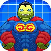Super Turtle Costume Dress Up 2