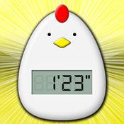 厨房计时器+ : 丰富多彩的和易于使用的免费应用程序定时器