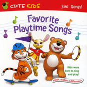 [12 CD]英文儿歌 300 kids songs [FREE]