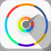 Color Blast - 圆形彩色