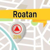 Roatan 离线地图导航和指南