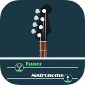 贝斯调音器和节拍器 -best bass tuner app