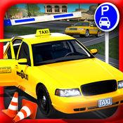 疯狂的出租车司机3D - 纽约市交通火拼