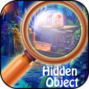 神秘的房间 - 秘密案件隐藏对象的游戏