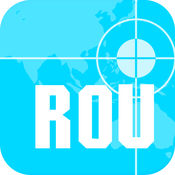 罗马尼亚地图 9