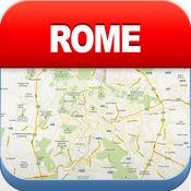 罗马离线地图 - 城市 地铁 机场