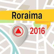 Roraima 离线地图导航和指南