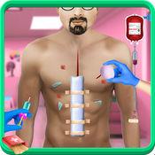 肺 手术 医生 – 手术 模拟器