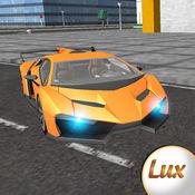 力士涡轮增压赛车运动和驾驶模拟器
