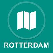 荷兰鹿特丹 : 离线GPS导航