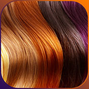 头发换色 - 化妆工具,改变头发颜色 1.4