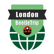 伦敦旅游指南地铁甲虫英国离线地图 London travel guide a