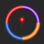 Color Switch 3D - 天天颜色切换消除萌萌的障碍物获得星星逃离白块追击的游戏