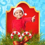 新年快乐 相框 - 按顾客要求订制 贺卡 - 创造 圣诞贺卡