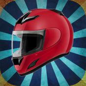 摩托车越野赛重力熔毁种族-极端摩托车平台追逐